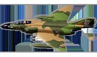 F-4D Phantom II [Freewing Model]