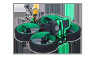 Green Hornet Cinewhoop 3