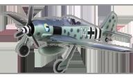 Focke-Wulf Fw 190A [E-flite]