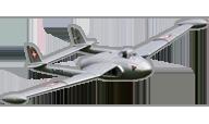 DH-112 Venom V3 [Freewing Model]
