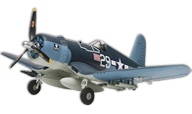 Vought F4U Corsair [HobbyKing]