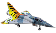 Mirage 2000C V2 [Freewing Model]