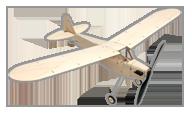 Piper Cub J-3 [MinimumRC]