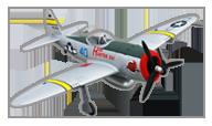 P-47D Thunderbolt V2 [Dynam]