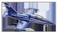 L-39 Albatros [Black Horse Model]