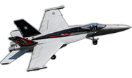 F/A-18E Tophatters [Freewing Model]