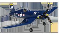 F4U Corsair [hangar 9]