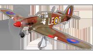 Hawker Hurricane [Seagull Models]