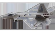 F-22 Raptor [Freewing Model]