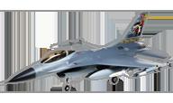 F-16 Falcon 80mm [E-flite]
