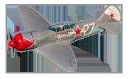 Lavochkin La-7  [FlightLine RC]