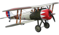 Nieuport 28 Replica [Seagull Models]