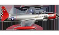 T-33 Shooting Star [Freewing Model]
