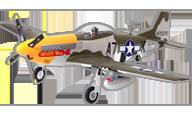 P-51D Never Miss [fms]