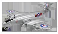 Gloster Meteor V2 [Dynam]