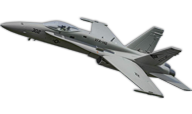F/A-18C Hornet Gray Diamonds  [Freewing Model]