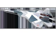 Sukhoi PAK FA T-50 [Sky Flight Hobby]