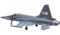 F-20 TigerShark [Skymaster]