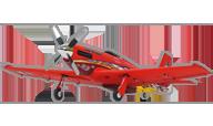 P-51 Dago Red [fms]