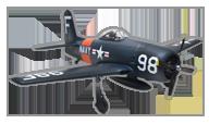 F8F Bearcat [Arrows RC]