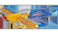 Harrier 3D [Seagull Models]