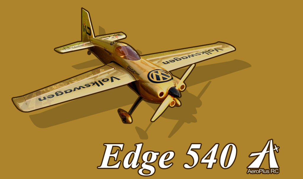 EDGE 540 V3 AeroPlus RC