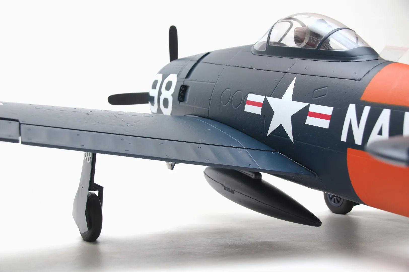 F8F Bearcat Arrows RC