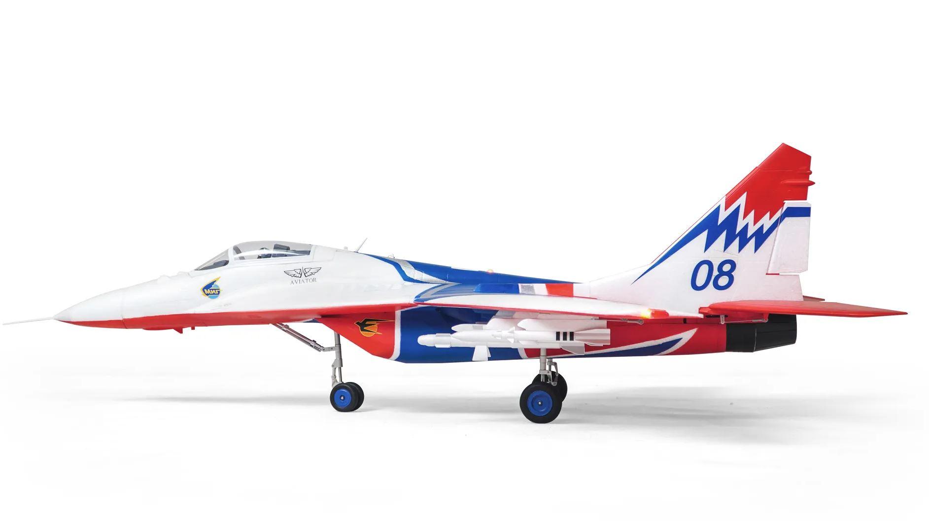 Mikoyan MiG-29 Arrows RC