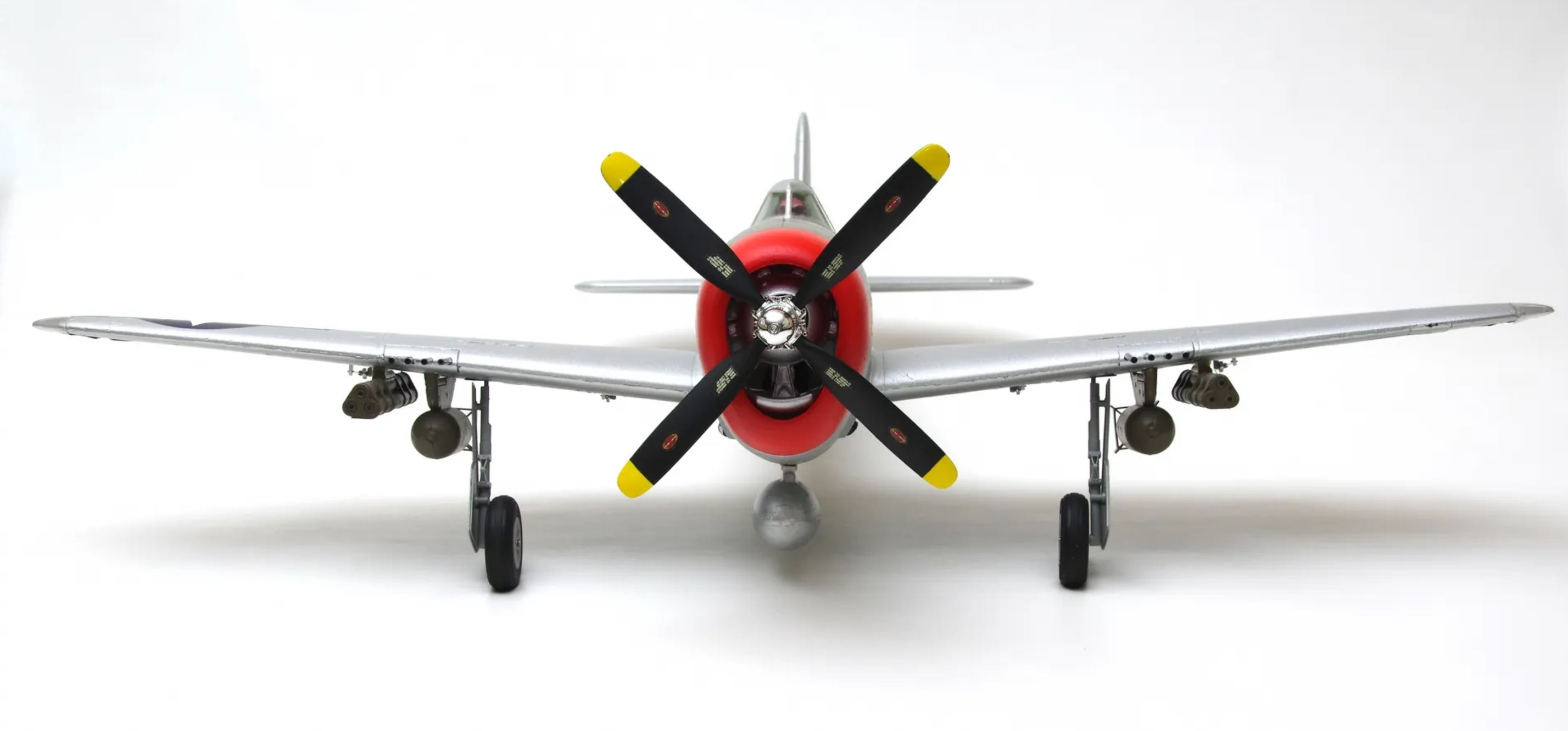 P-47 Thunderbolt Arrows RC