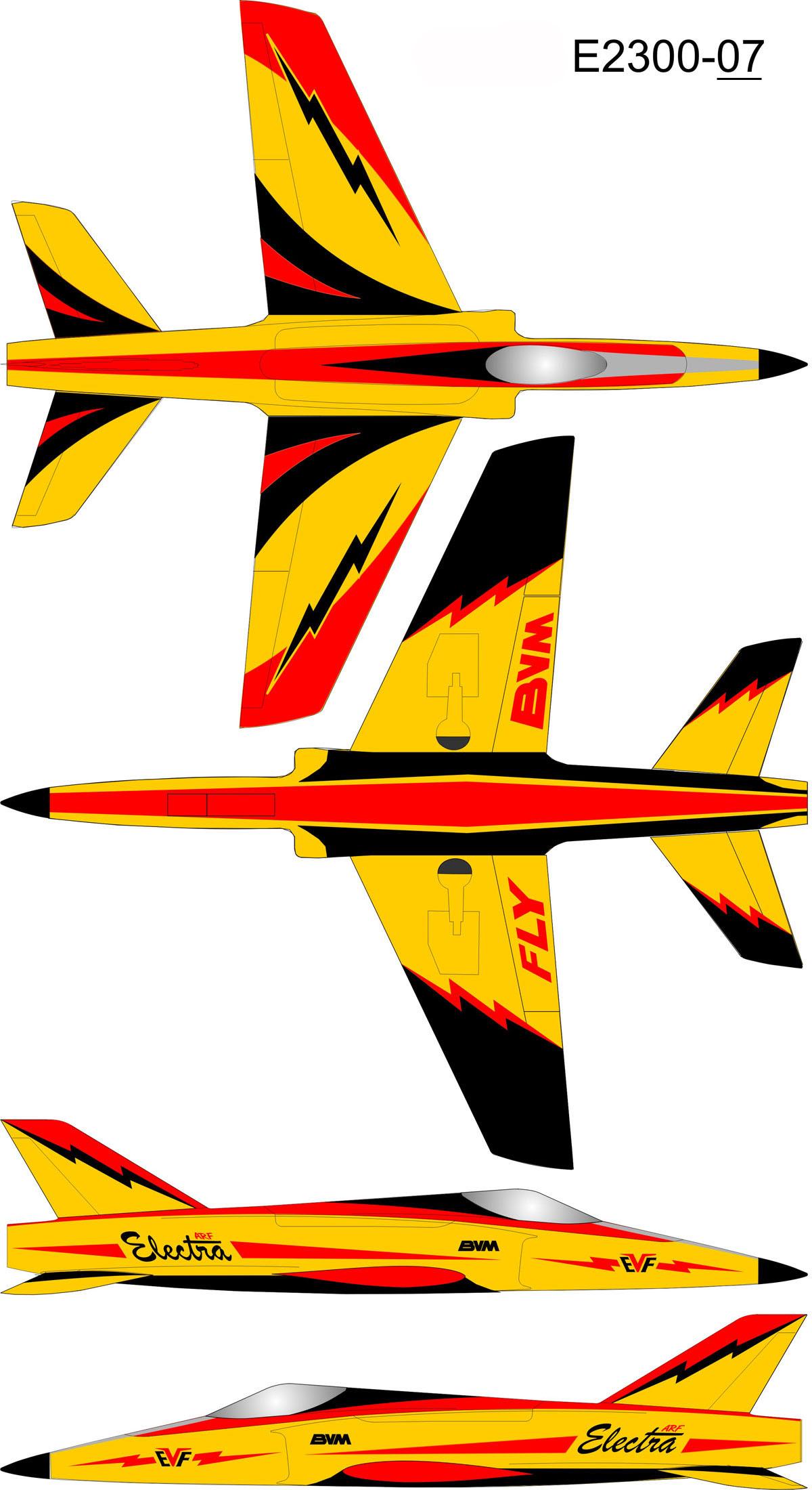 Electra ARF BVM Jets