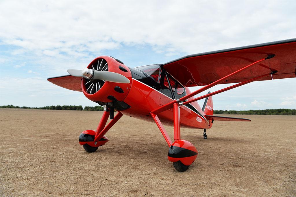 BH177-Fairchild 24W Black Horse Model
