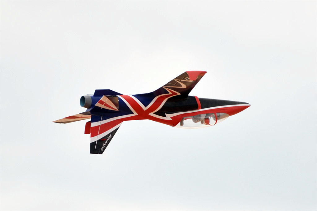 Viper Jet MKII Black Horse Model