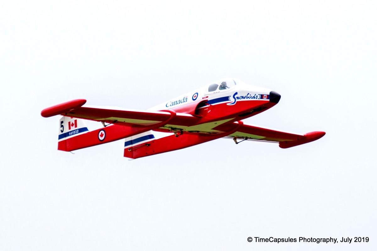 Sprint V2 Snow Bird Boomerang RC Jets