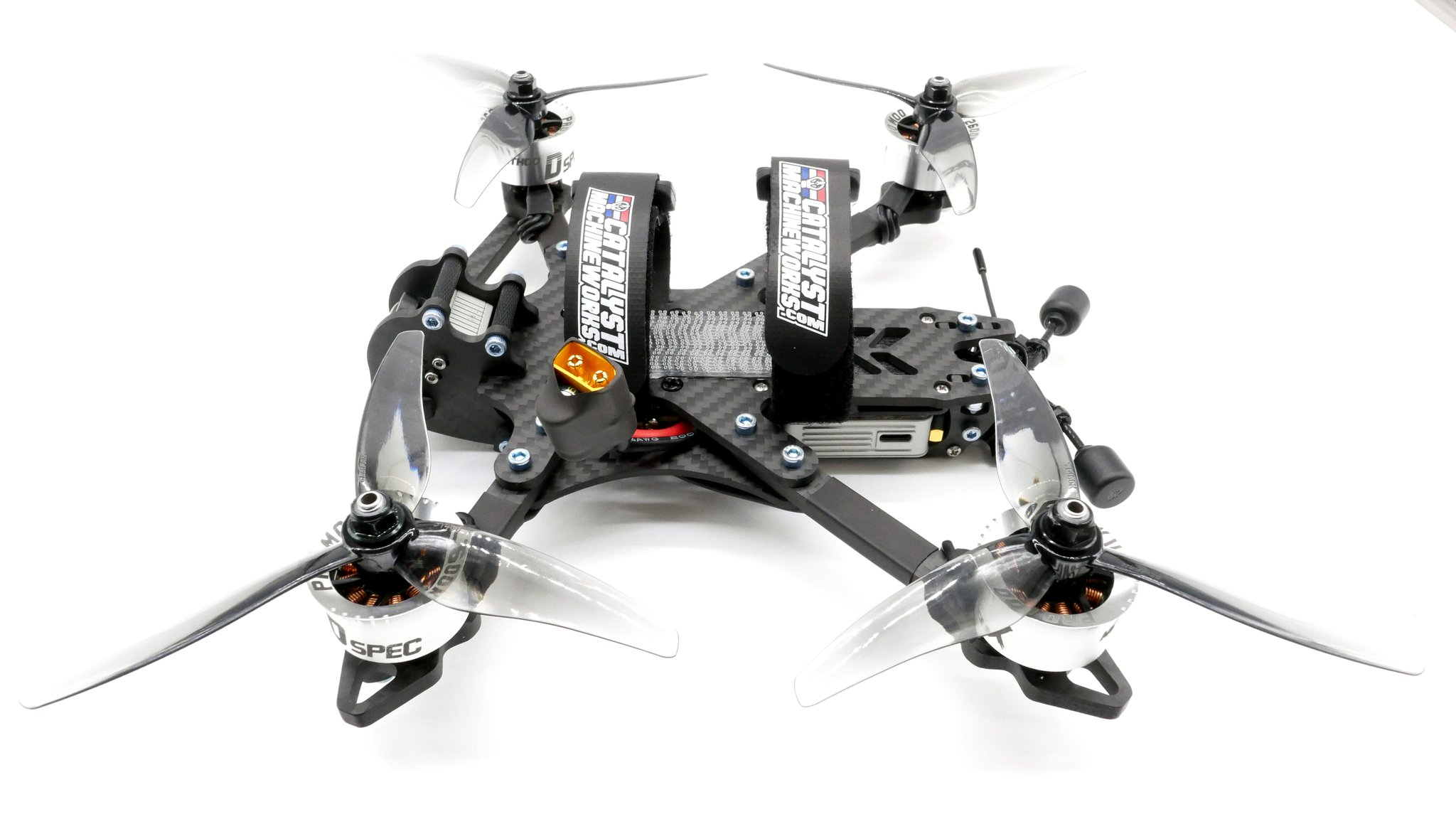 The Shocker HD Freestyle TANK Catalyst Machineworks