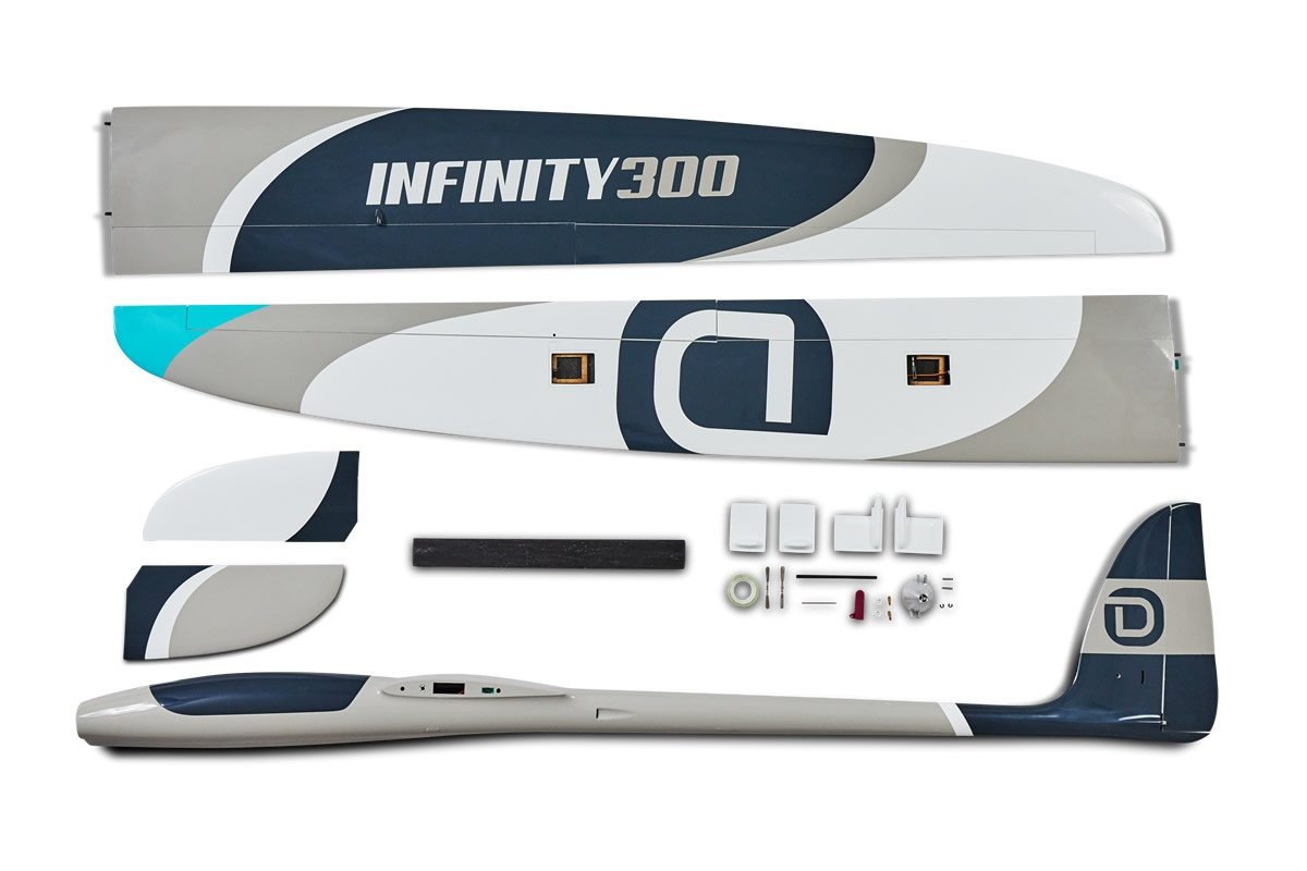 Infinity 300 D-POWER Modellbau