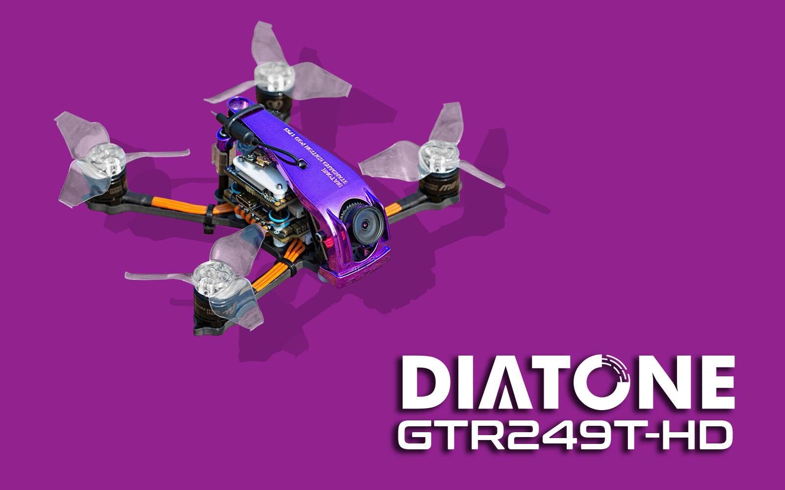 GTR249T-HD DIATONE INNOVATIONS