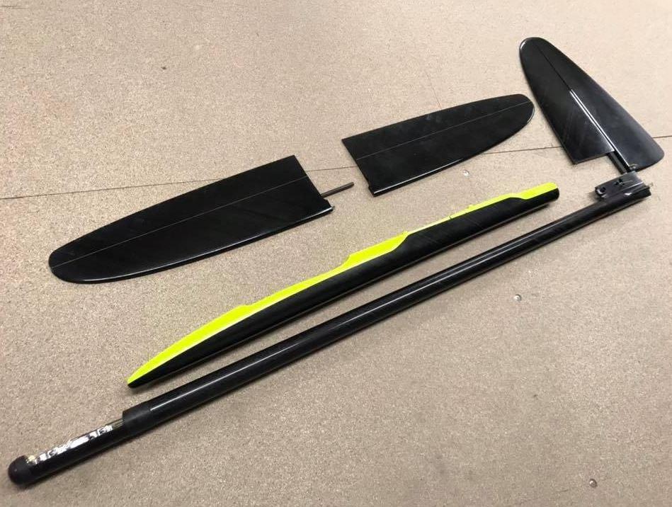 Edge F5J Doroshenko Models