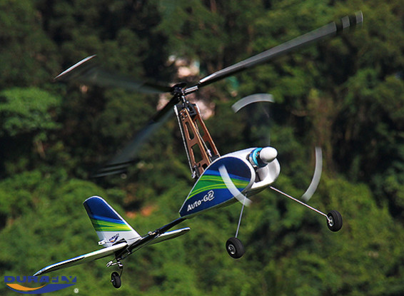 Auto G2 Gyrocopter Durafly