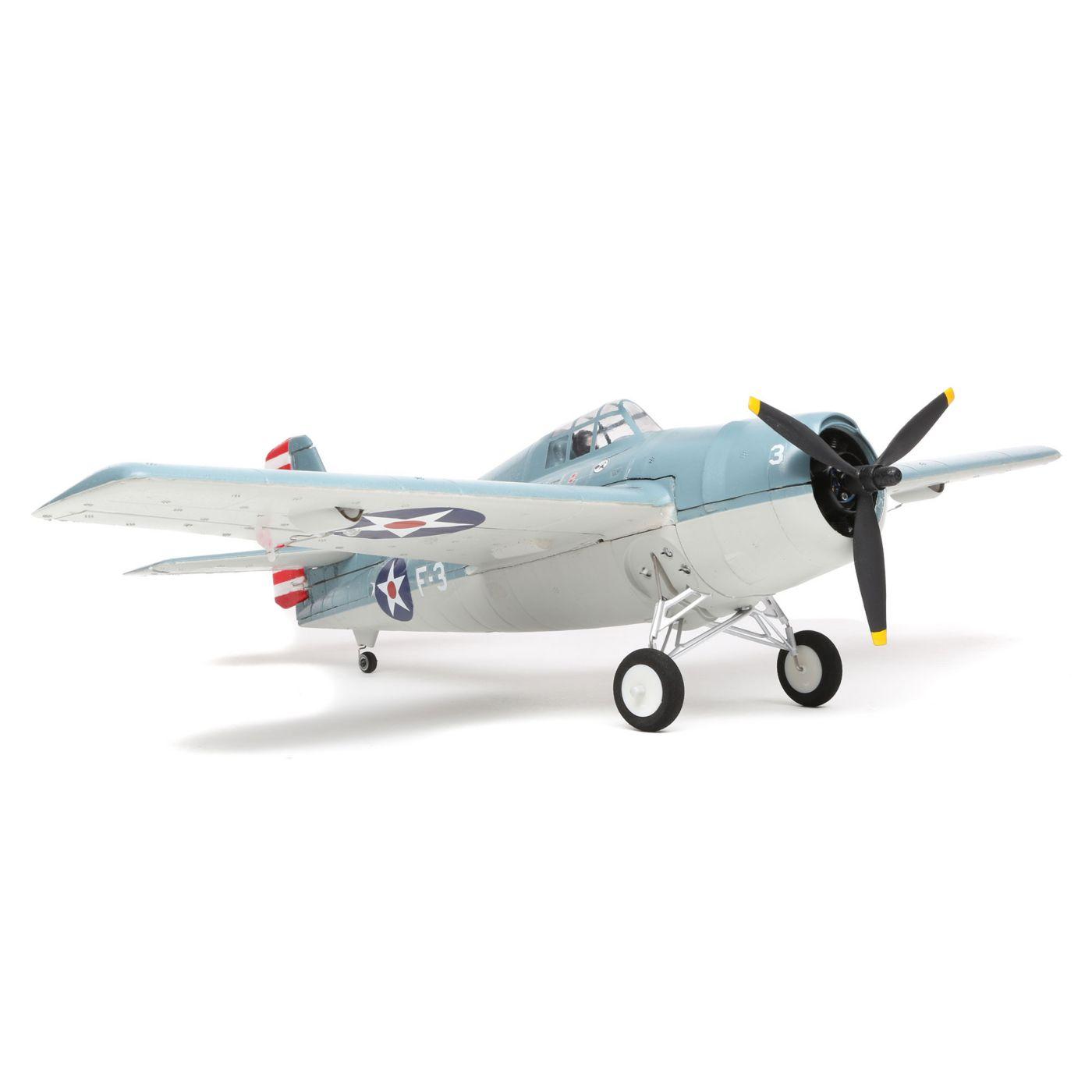 F4F Wildcat E-flite