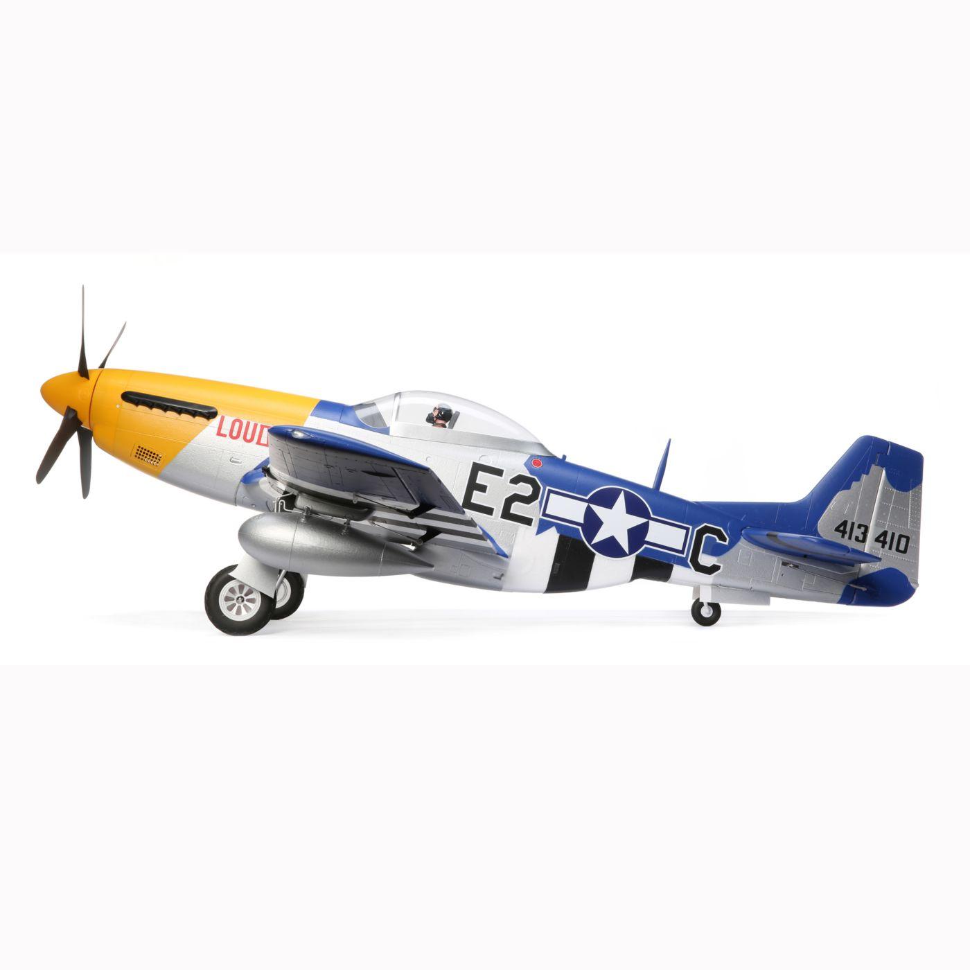 P-51D Mustang E-flite