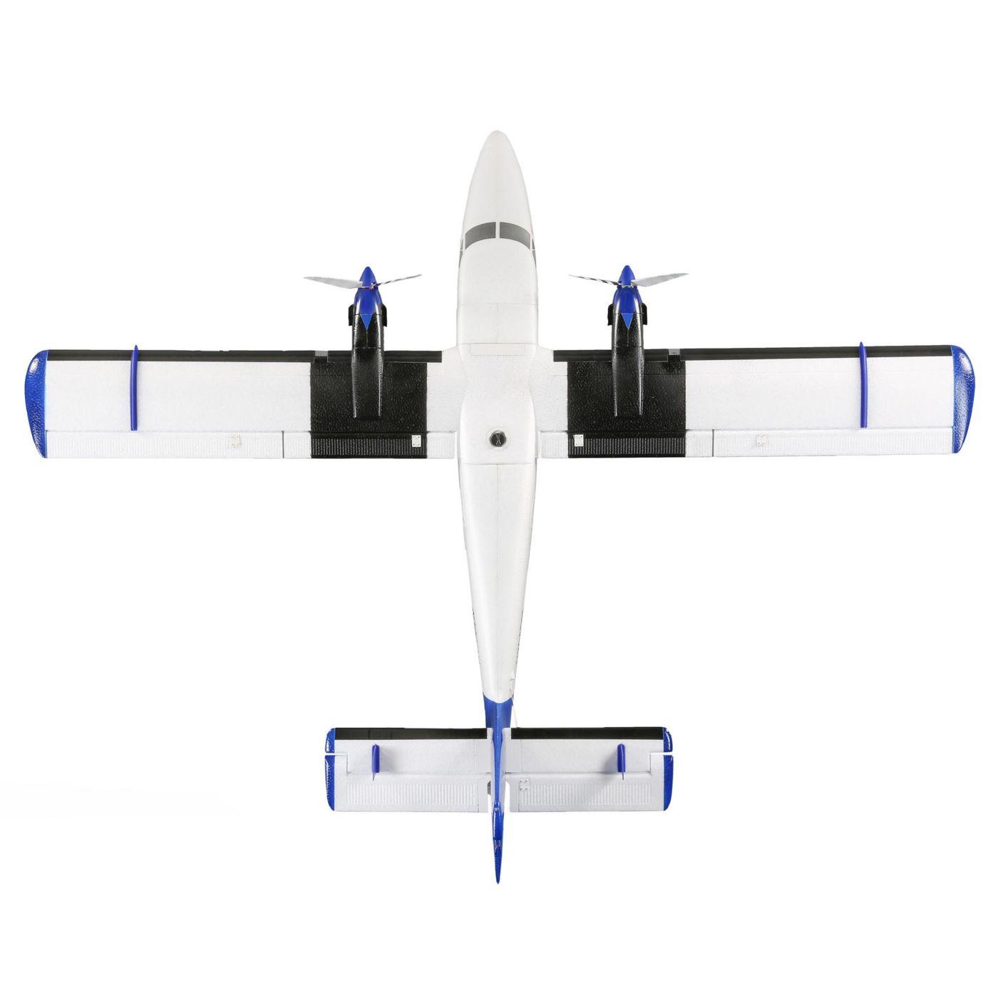 Twin Otter DHC-6 E-flite