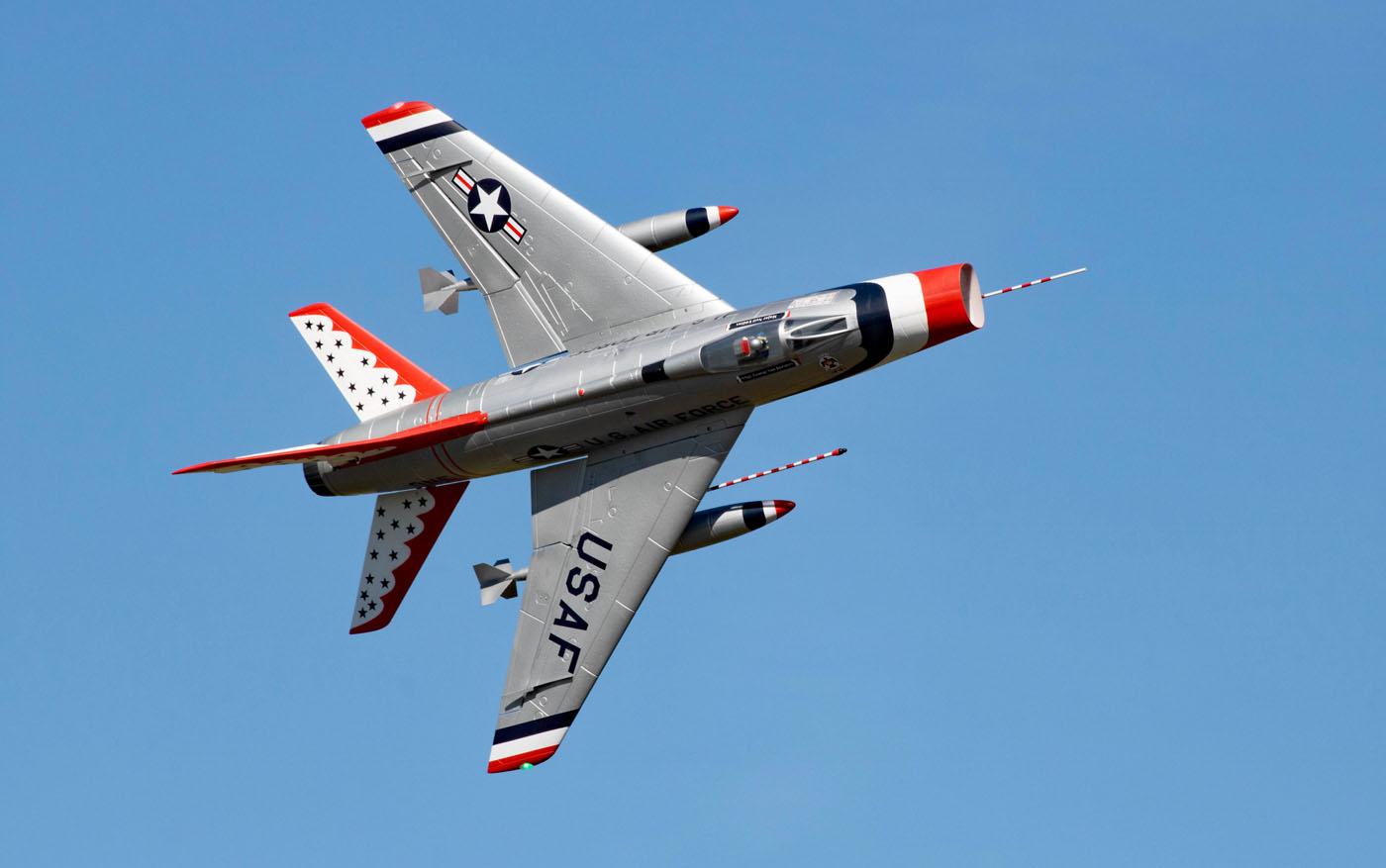 F-100D Super Sabre Flex Innovations