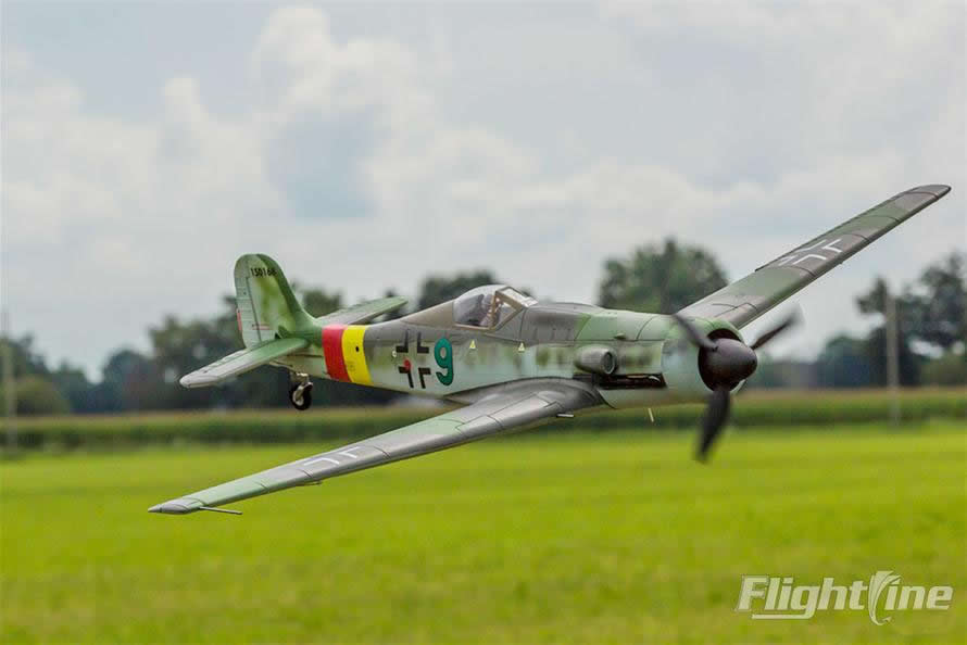 Focke-Wulf Ta 152H FlightLine RC