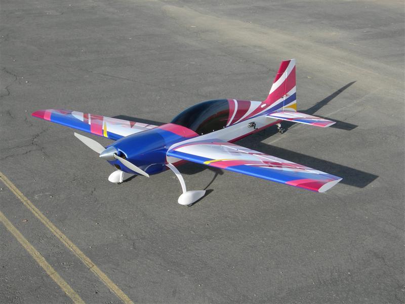 Extra 330S Freestyle Fliton