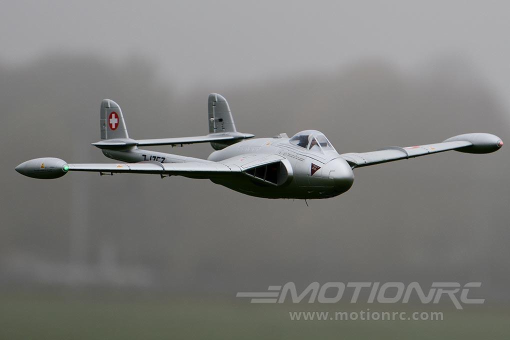 DH-112 Venom V3 Freewing Model