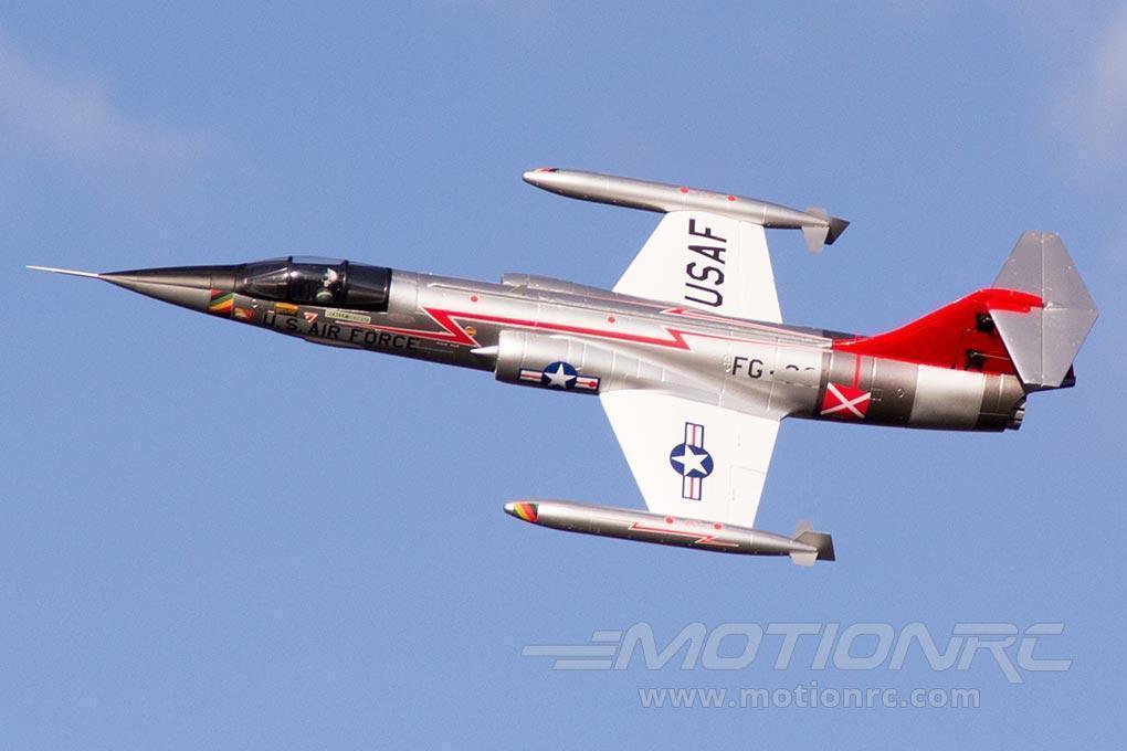 F-104 Starfighter Freewing Model