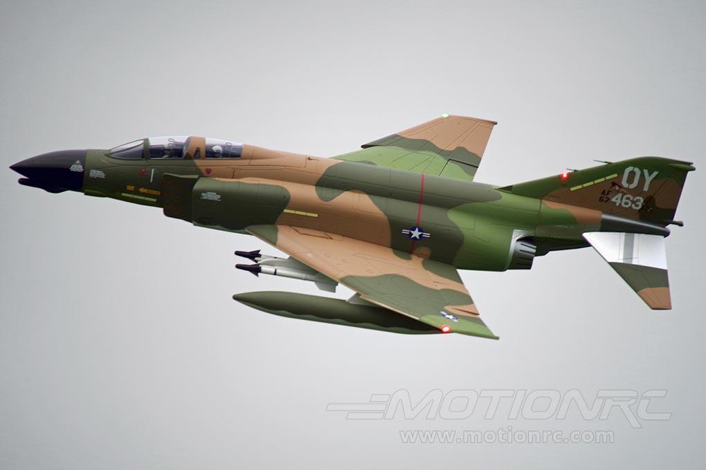 F-4D Phantom II Freewing Model