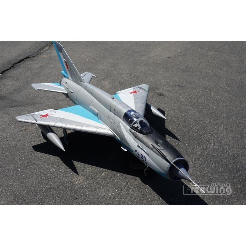 Mig-21 Freewing Model