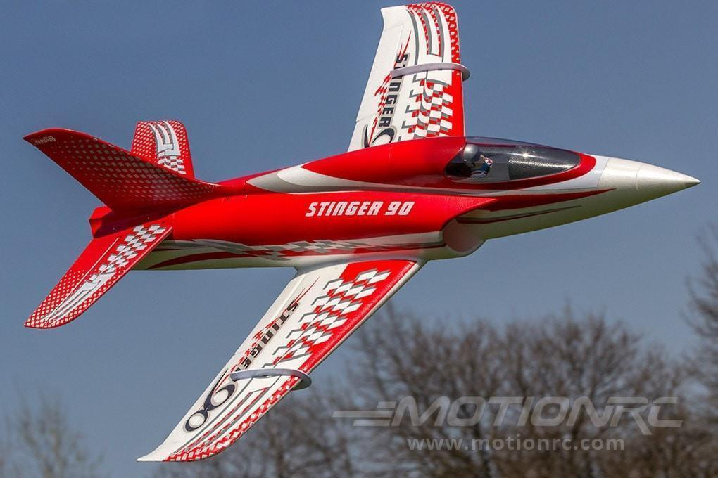 Stinger 90 Freewing Model