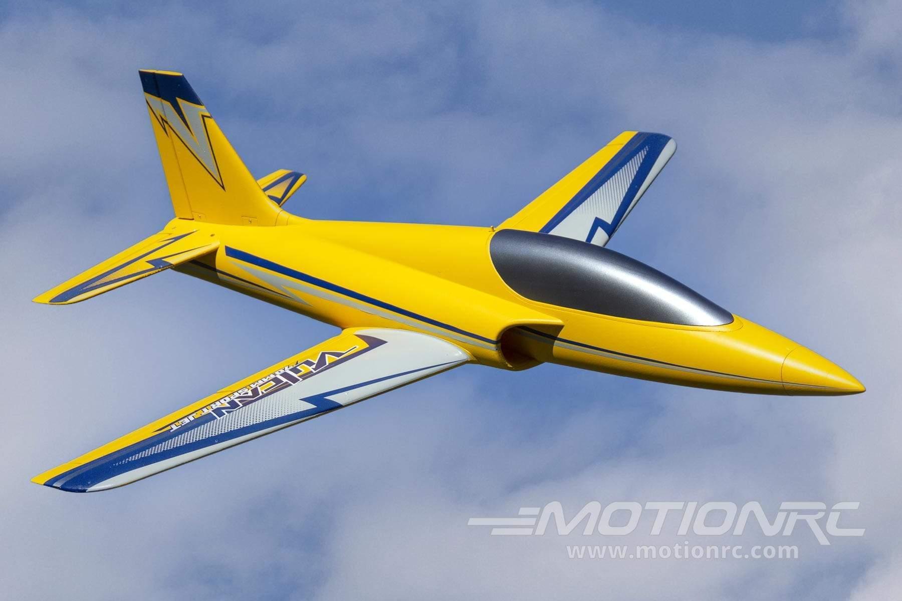 Vulcan Freewing Model
